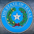 Texas State Seal by Movie Poster Prints