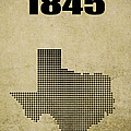 Texas Statehood 2 by Daniel Hagerman