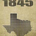 Texas Statehood by Daniel Hagerman