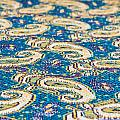 Textile Pattern by Tom Gowanlock