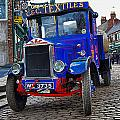 Textile Truck Colour by John Lynch