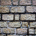 Texture Of Old Wall by Niphon Chanthana