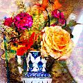 Textured Bouquet by Marie Jamieson