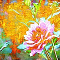 Textured Dahlia Perfection by Alice Gipson