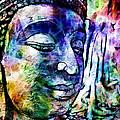 Thai Buddha by D Walton