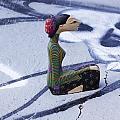 Thai Figurine 5 by William Patrick