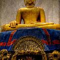 Thai Golden Buddha by Adrian Evans