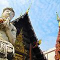 Thai Temple 04 by Brian Gilna