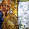 Thai Woman by Doris Cohen
