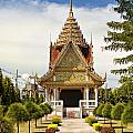 Thailand Temple by Sophie McAulay