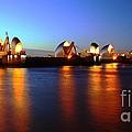London Thames River by Mariusz Czajkowski