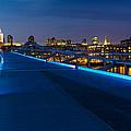 Thames Riverside Blues by Adam Pender