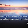Thank You by Bill Wakeley