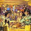 Thanksgiving by Angus McBride