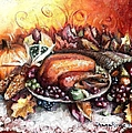Thanksgiving Dinner by Shana Rowe Jackson
