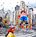 Thanksgiving Parade by Nishanth Gopinathan
