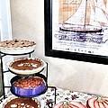 Thanksgiving Pies by Susan Garren