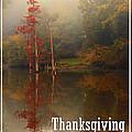 Thanksgiving Reflections by Karen Beasley