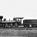 Thatcher Perkins Locomotive by Underwood Archives
