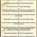 The 10 Commandments  For Pets  Antique Marble by Desiderata Gallery