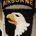 The 101st Airborne Division Emblem by Weston Westmoreland