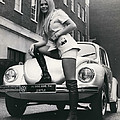 The 14 Millionth Volkswagen Beetle Given To The World by Retro Images Archive