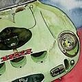 The 1962 Ferrari 250 Gto Was Built For Sir Stirling Moss by Anna Ruzsan