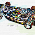 The 1978 F1 Lotus by Don Kuing