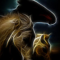 The 3 Shadow Horses by Steve McKinzie