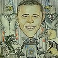The 44th President And The Media by Art Johnson
