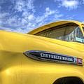 The 59 Yellow Apache by Steve Gravano