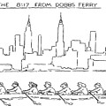 The 8:17 From Dobbs Ferry by Stuart Leeds