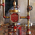 The Acme Steam Engine by Pat Williams