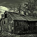 The Adirondack Mountain Region Barn by Movie Poster Prints