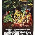 The Adventures Of Robinson Crusoe by Everett