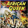 The African Queen  by Movie Poster Prints
