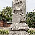 The Airborne Monument In Arnhem by Ronald Jansen