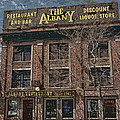 The Albany by Erika Weber