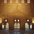 The Alhambra King Room by Guido Montanes Castillo