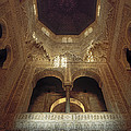 The Alhambra The Infantas Tower by Guido Montanes Castillo