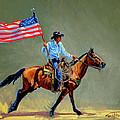 The All American Cowboy by Randy Follis