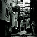 The Alleyway by Michelle Calkins