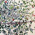 The Almond Tree by Aditi Bhatt