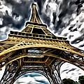 The Amazing Eiffel by Florian Rodarte