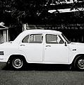 The Ambassador Car by Shaun Higson