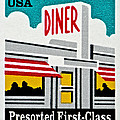 The American Diner  by Bill Owen