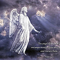 The Angel Of The Lord by Bonnie Barry