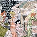 The Angels Kitchen by Eugene Grasset