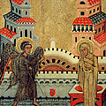 The Annunciation by Fedusko of Sambor