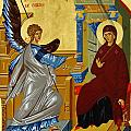 The Annunciation by Joseph Malham